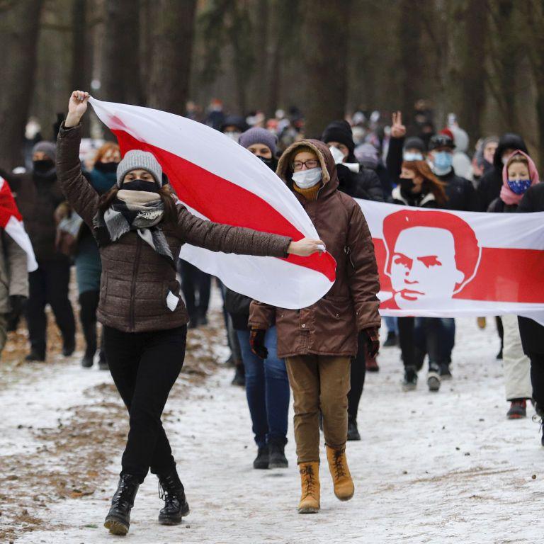 Акції протесту у Білорусі: у Мінську почалися затримання