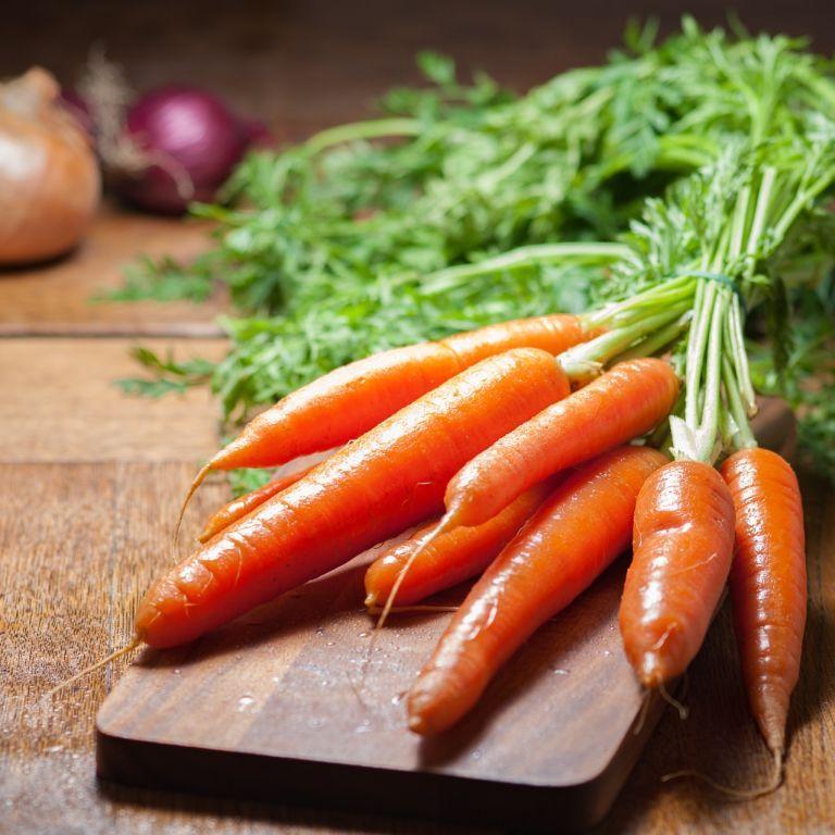 Фермери попередили про дефіцит молодої моркви