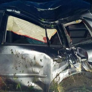 Молода жінка загинула на місці: у Вінницькій області п'яний поліцейський вчинив смертельну ДТП (фото)