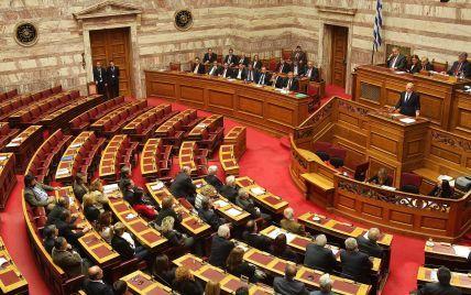 Парламент Греции ратифицировал соглашение об ассоциации Украина-ЕС
