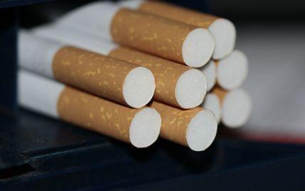Нелегальний ринок сигарет в Україні б'є рекорди: 16% тютюнового ринку в тіні
