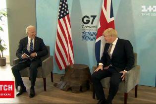 """Новини світу: """"Велика сімка"""" збирається на саміт у Великій Британії"""