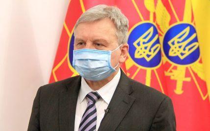 Міністр оборони розповів, як в зоні ООС готуються боротись з коронавірусом