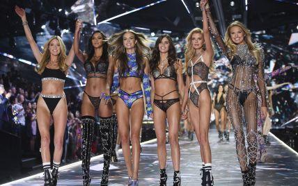 """Кінець епохи """"ангелів"""": бренд Victoria's Secret відмовився від супермоделей з ідеальними тілами"""