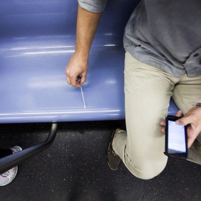 В киевском метро нашли неизвестные бактерии