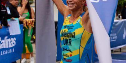 Українка Єлістратова виграла загальний залік Кубка Європи з триатлону