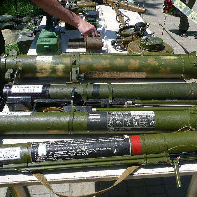 На Донбасі бойовики знову почали гатити по українських позиціях ракетами із радянських вогнеметів