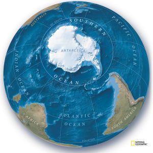 Науковці визнали існування п'ятого океану