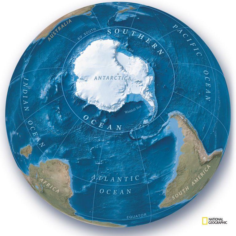 Ученые признали существование пятого океана