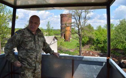 Москаль приказал отключить телевидение в захваченном боевиками Луганске