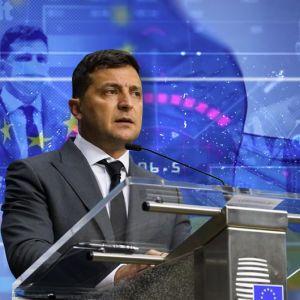 """Итоги саммита Украина-ЕС: в """"кармане"""" у Киева 390 млн евро и вакцина от COVID-19"""