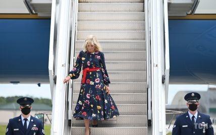 Джилл Байден поранила ногу на Гаваях: їй проведуть операцію