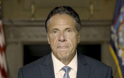 Домагався багатьох жінок: проти губернатора Нью-Йорка Куомо можуть відкрити кримінальну справу