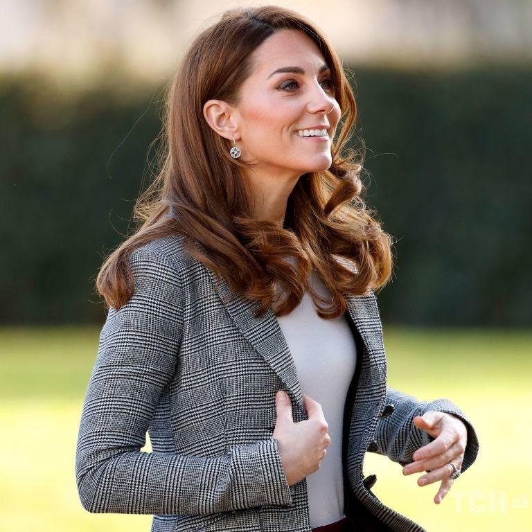 Герцогиня Кембриджская сходила с детьми на шопинг в Лондоне