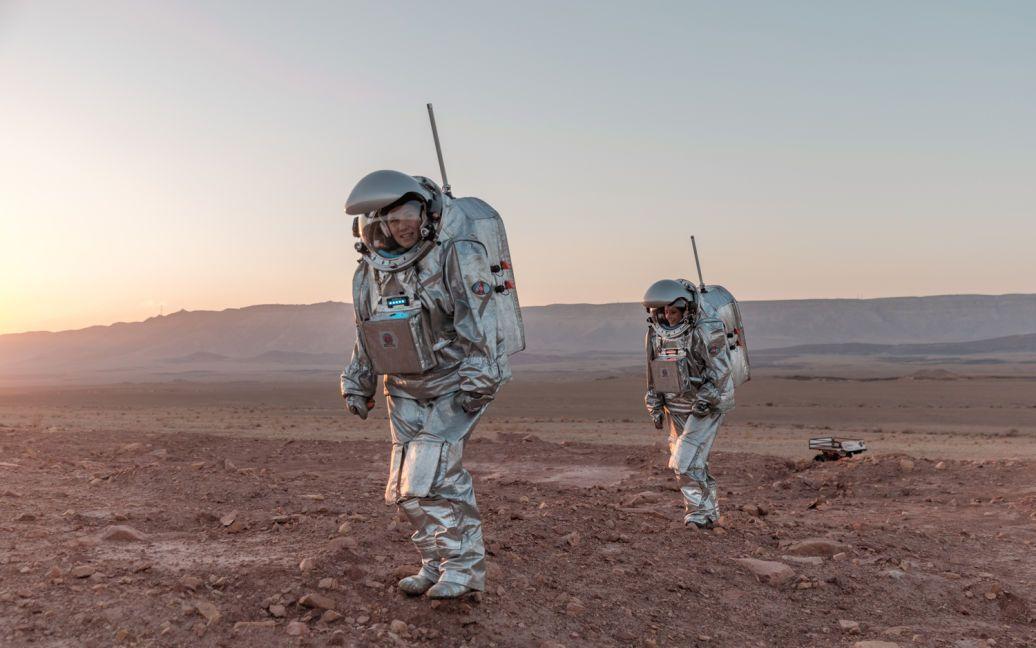 Фото: Twitter/Austr. Space Forum / ©