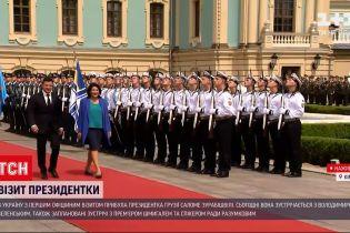 Новости мира: президенты Украины и Грузии обсудили взаимопомощи на пути в НАТО и ЕС