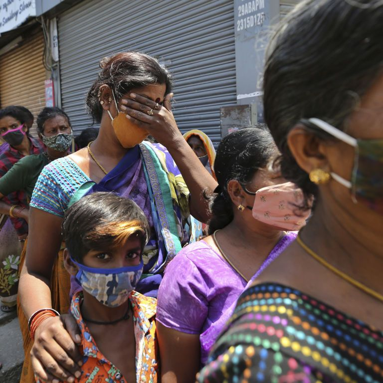 """""""Дельта плюс"""": в Индии обнаружили новый вариант местного штамма коронавируса"""
