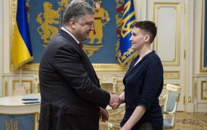 Савченко опередила в рейтинге Порошенко. Социсследование президентских предпочтений украинцев