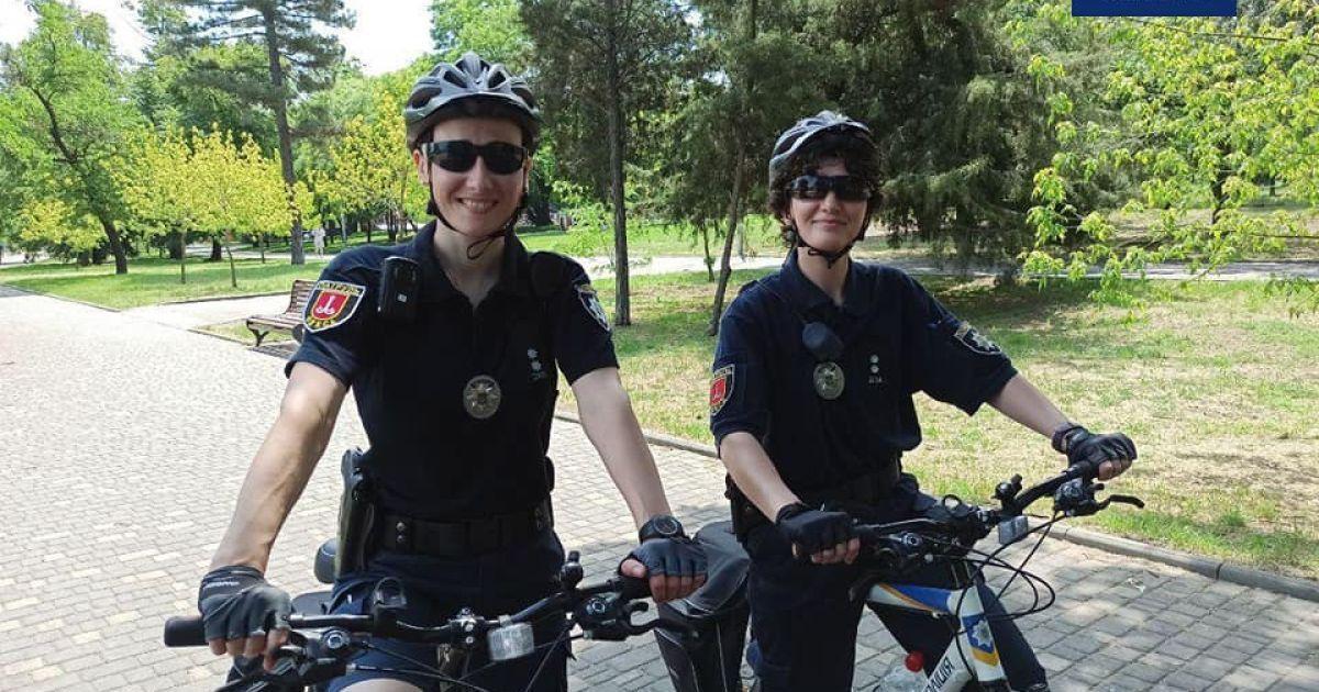 © facebook.com/Патрульна поліція Одеської області