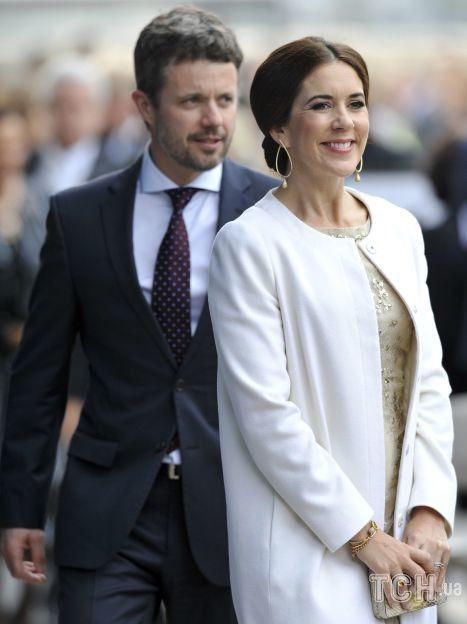 Кронпринцесса Мэри и кронпринц Фредерик / © Associated Press