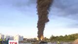 Пожар в Василькове тушили пожарными поездами