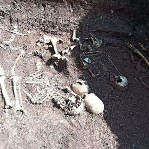 У Британії археологи виявили кістки 12 людей під будівлею притулку для непрацездатних