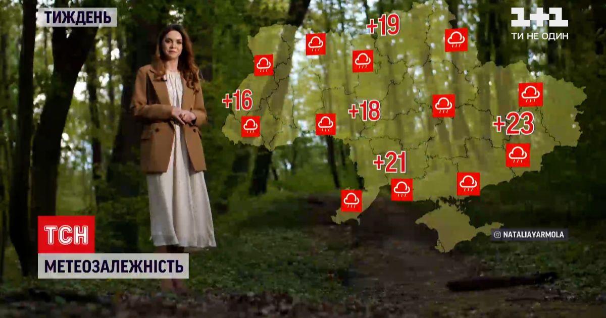 Погода в Украине: почему на западе страны минусовые температуры и как долго нам еще мерзнуть