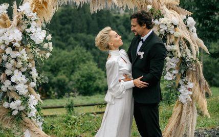 Тарас Цимбалюк захопив атмосферними фото з весілля в Карпатах