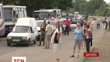 Автобусы и маршрутки к оккупированным территориям Донбасса больше не будут ездить