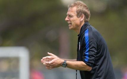 Сборная США выгнала немецкого тренера за неудовлетворительный результат в отборе на ЧМ-2018