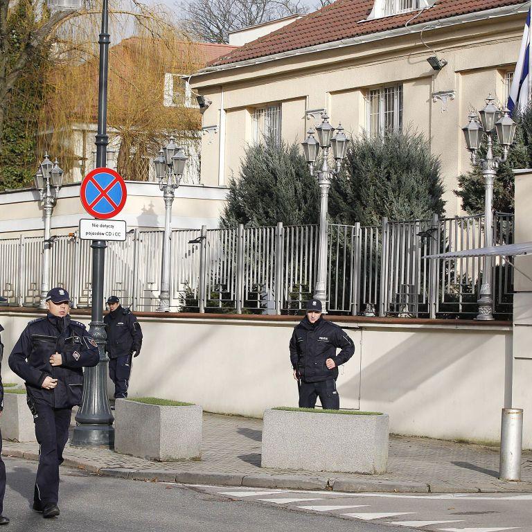 У Польщі озброєний ножем українець напав на правоохоронців