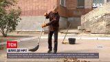 Новости Украины: школьный дворник собирает деньги на участие в чемпионате мира по борьбе джиу-джитсу
