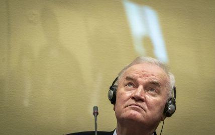 Засуджений за геноцид в Сребрениці Ратко Младич залишиться за ґратами до кінця життя: вердикт суду