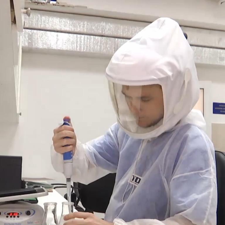 Захист від коронавірусу на 100%: у Тернопільському медуніверситеті винайшли пневмошолом