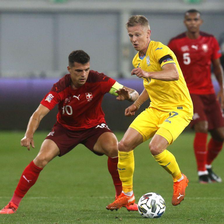 Україна оскаржила в Лозанні технічну поразку в скасованому матчі зі Швейцарією
