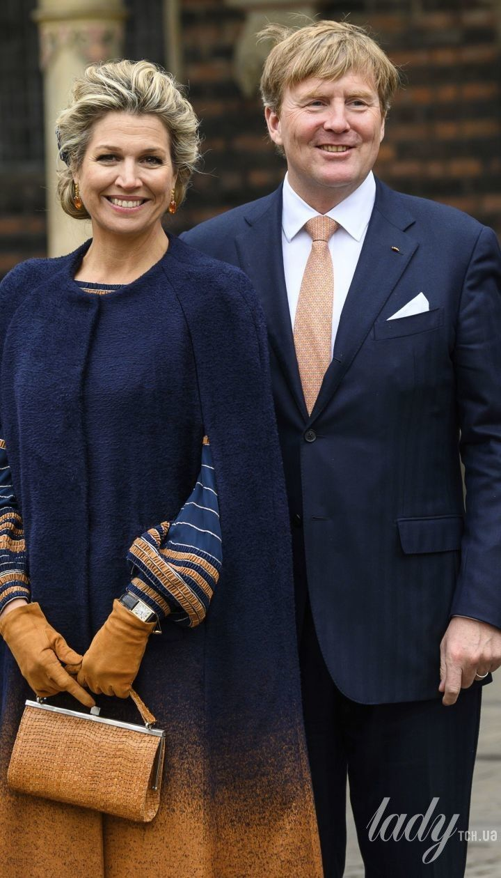 Королева Максима с мужем / © Associated Press