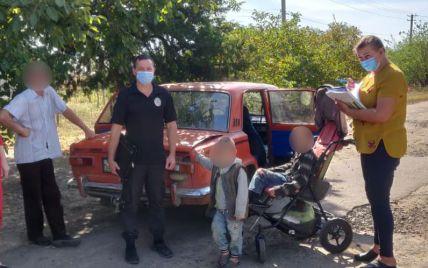 """""""Ходили селом і просилися на підробітки"""": у Херсонській області вилучили трьох дітей з родини"""
