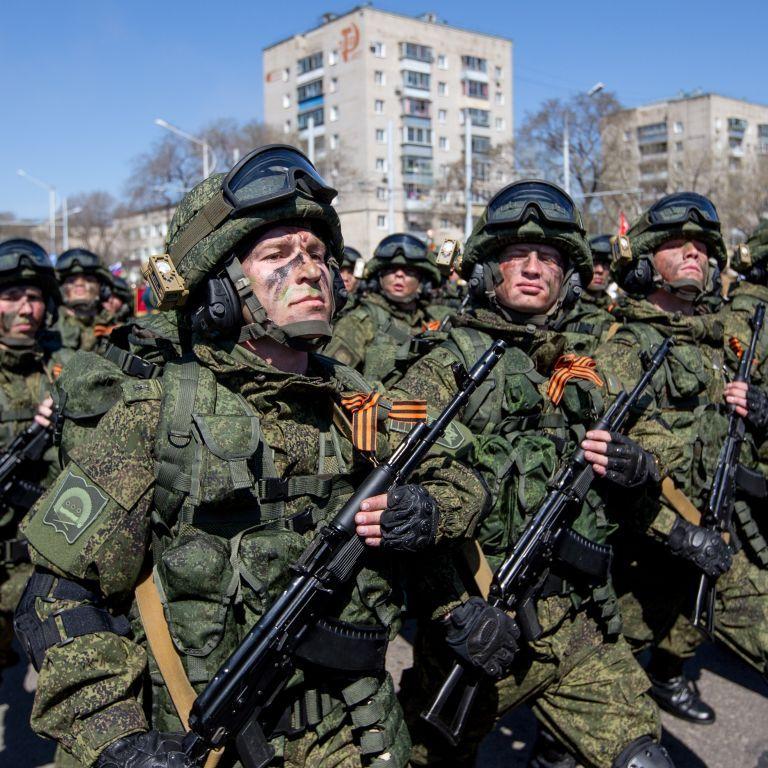 Сравнил Донбасс с Аляской Путин объяснил присутствие российских войск у границы с Украиной