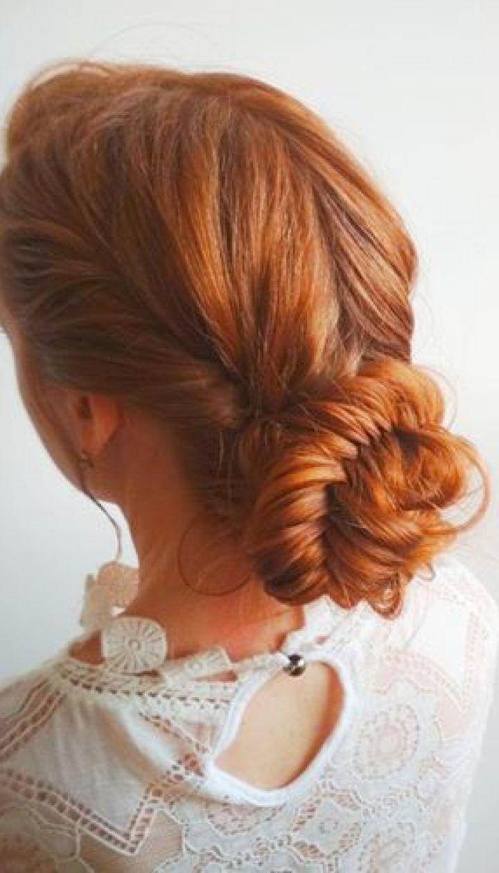 Прически для девочек / © instagram.com/hairstyles_maryna