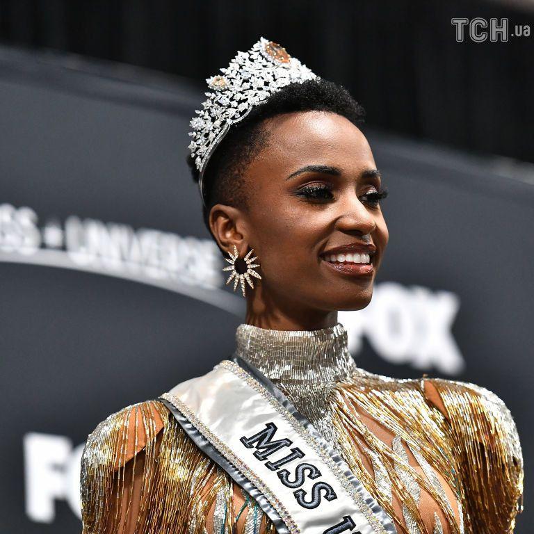Корону Міс Всесвіт - 2019 отримала дівчина з ПАР
