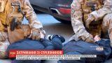"""Поліція затримала групу озброєних чоловіків та кримінального авторитета на прізвисько """"Арієць"""""""