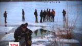 Півсотні рибалок дрейфували на кризі на Дніпропетровщині