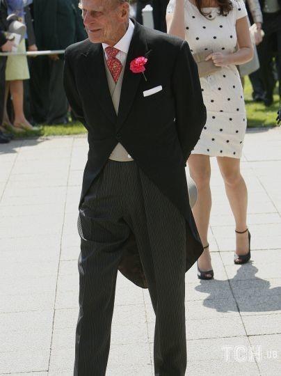 Принц Філіп і принцеса Євгенія / © Associated Press