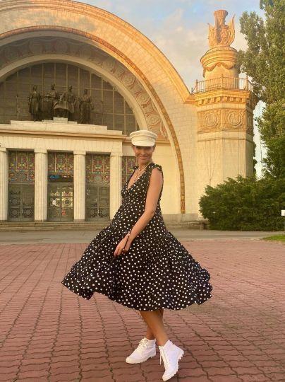 Катя Осадчая / © Instagram Каті Осадчої