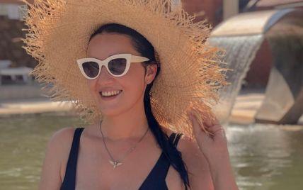 Соломия Витвицкая в купальнике: пляжные фото телеведущей