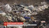 У Миколаєві ділки створили сміттєвий полігон на землі, які розпайовані під будівництво
