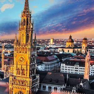 Величественный Мюнхен. Бюджетный мини-отпуск в столице Баварии