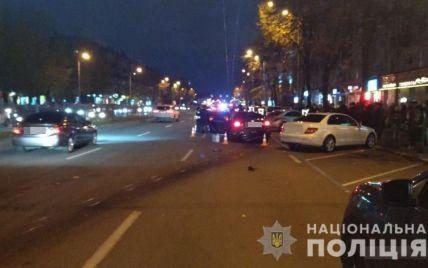 Водитель вел себя неадекватно: подробности ДТП в Харькове, в котором пострадали четверо пешеходов