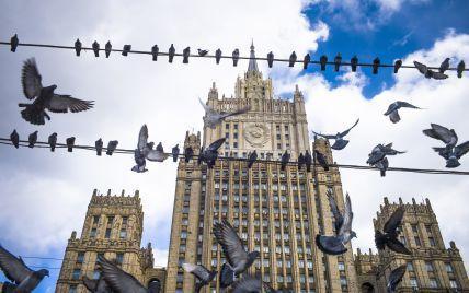 Россия объявила украинского дипломата персоной нон грата