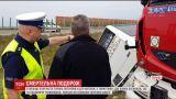 В Польше перевернулся туристический автобус, есть погибшие